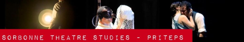 Sorbonne Theatre Studies - PRITEPS